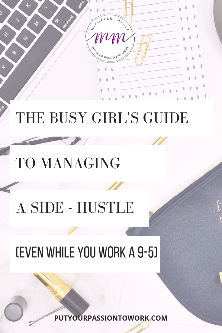 Manage Yout Side Hustle