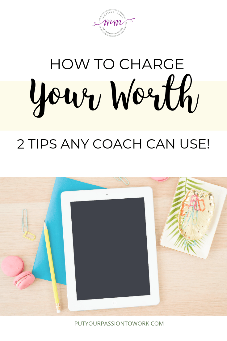 how to charge your worth
