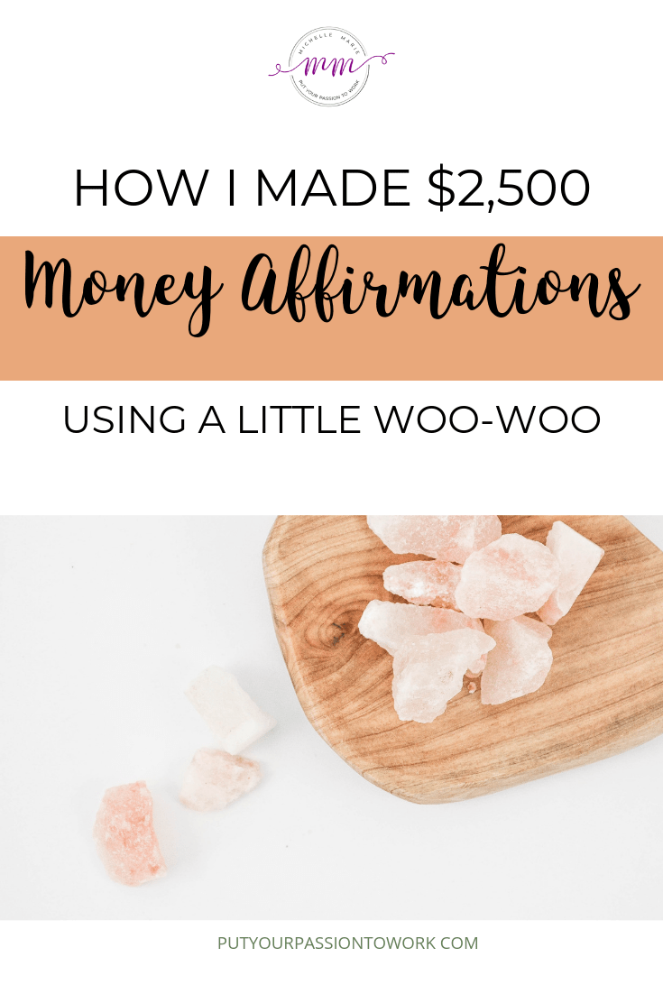 money and abundance affirmations