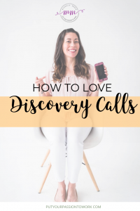 michelle marie how to love discovery calls