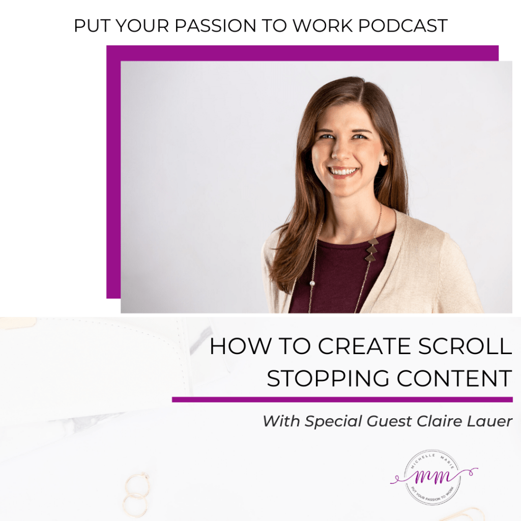 put your passion to work podcast