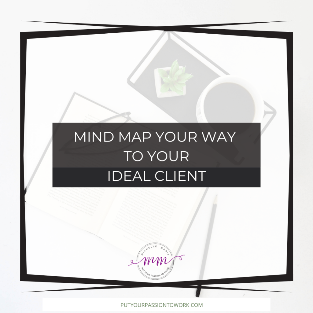 mindmap ideal client profile