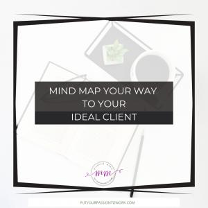 mindmap ideal client profile