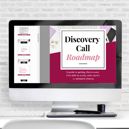 Discovery Call Roadmap